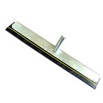 Metal Frame Straight Rubber Squeegees