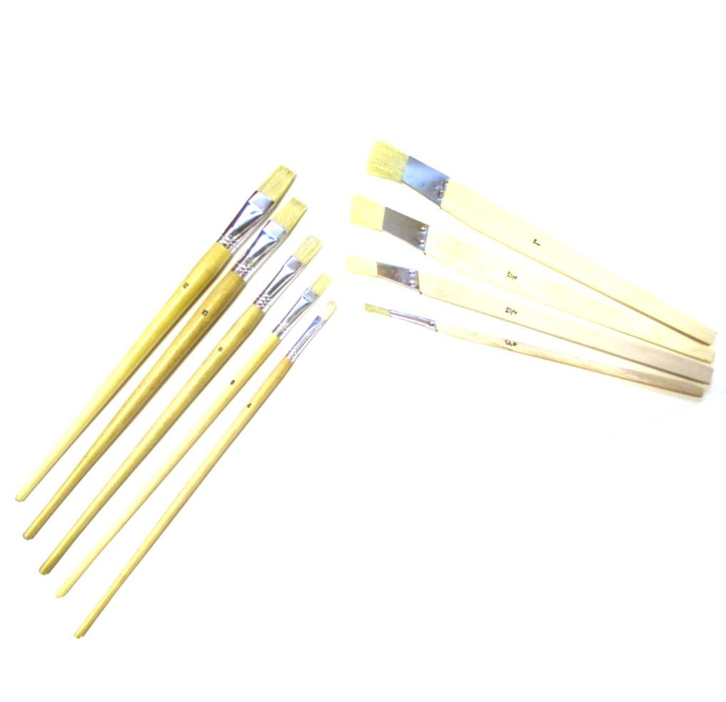 Decorators Flat & Lining Fitch Brushes