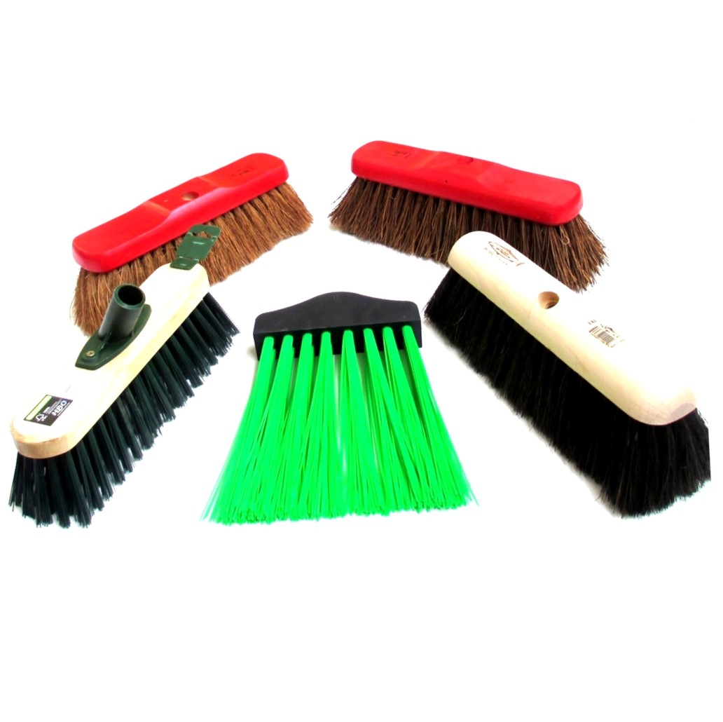 Garden Brooms and Brushes