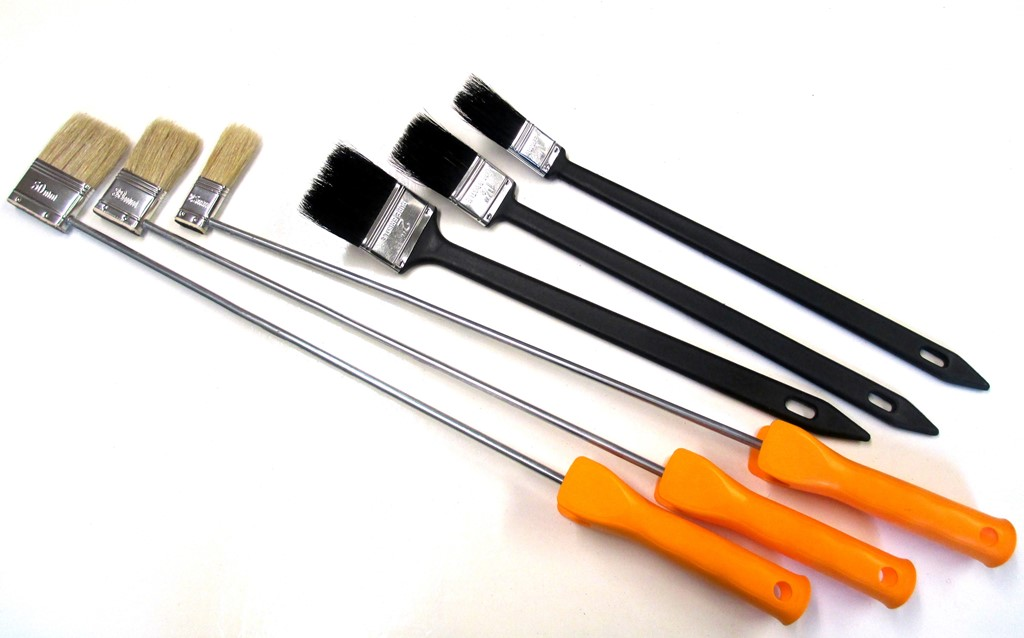 Nook and Cranny Brushes