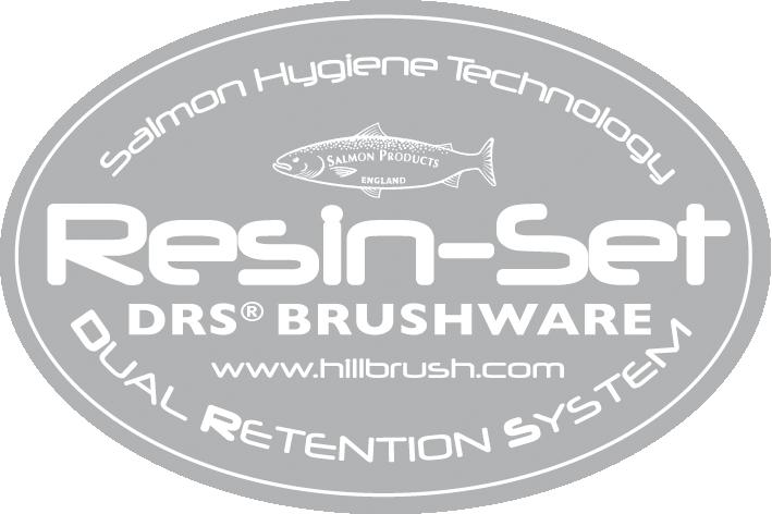 Resin Set Hygiene Brushes