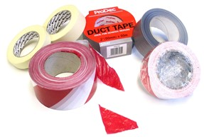 Masking, Gaffer, Barrier & Hazard Tape