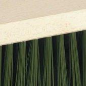 Stiff Green PVC Platform Brooms