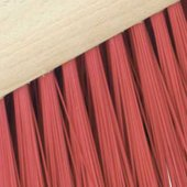 Medium Red PVC Platform Brooms