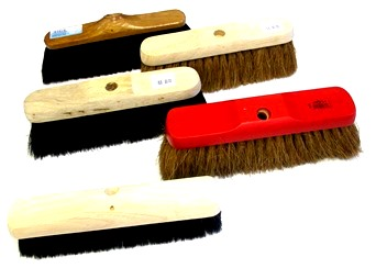 Small Soft Sweeping Broom Heads