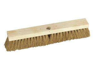 "18"" CONTRACT COCO PLATFORM BROOM"