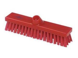 280mm PREMIER DECK SCRUB - RED(B1745R)