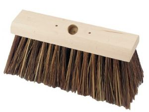 """13"""" FT SHERBRO POLY CHANNEL BROOM"""