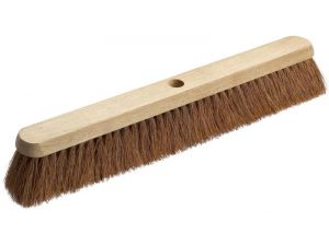 "24"" CONTRACT COCO PLATFORM BROOM"