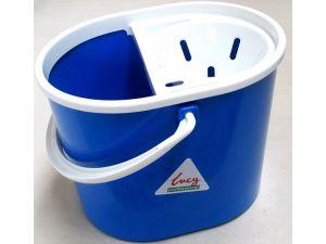 H/D PLASTIC MOP BUCKET-BLUE(BMPLB)