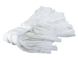250g SONTARA STRIP MOP - WHITE