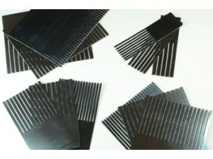 SET OF 12 STEEL GRAINING COMBS(GTSTG)