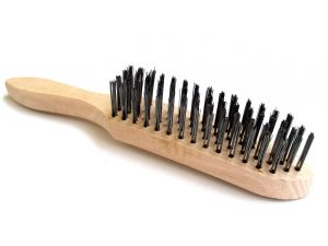 4ROW H/D WIRE HAND BRUSH