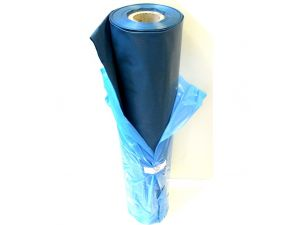 4M X 25M  BLUE POLY SHEETING 1000g(X0781)