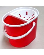 H/D PLASTIC MOP BUCKET-RED(BMPLR)